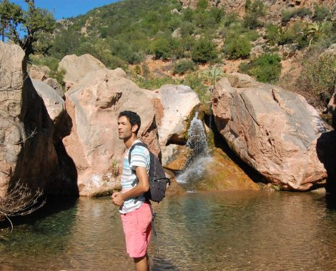 HIKING DAY TRIP TO PARADISE VALLEY